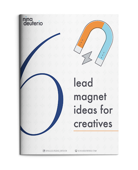 6 Lead Magnet Ideas For Creatives